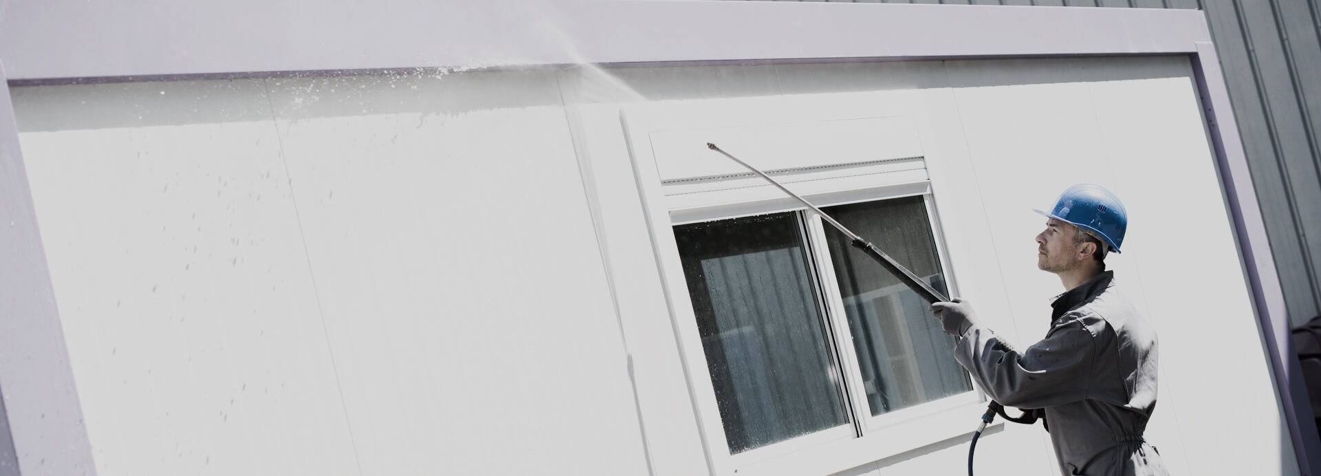 Cladding and Fascia Washdowns